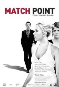 match point woody allen