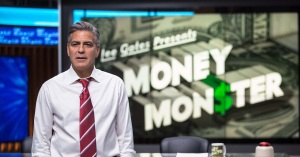 George Clooney stars as Lee Gates in TriStar Pictures' MONEY MONSTER.